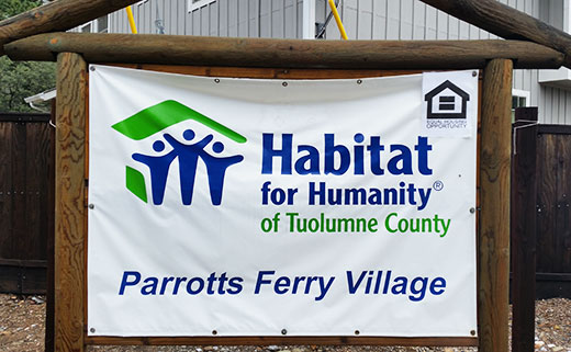 Get involved with Habitat for Humanity of Tuolumne County!