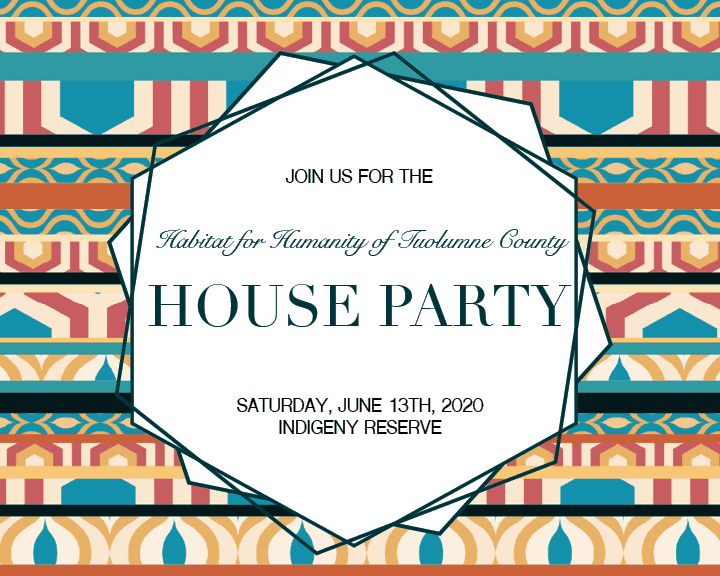 The 2020 Annual Habitat House Party at Indigeny Reserve