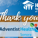 Adventist Health Sonora Build Day